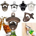 Portable Wall Mounted Bottle Opener Bar Club Wine Beer Soda Glass Cap Open Tool