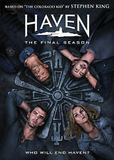 Haven: The Final Season (DVD, 2016, 4-Disc Set)