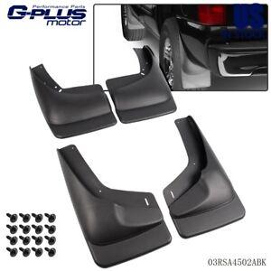 For-Silverado-Sierra-1999-2007-Mud-Flaps-Mud-Guards-Splash-Front-amp-Rear-4-Pcs
