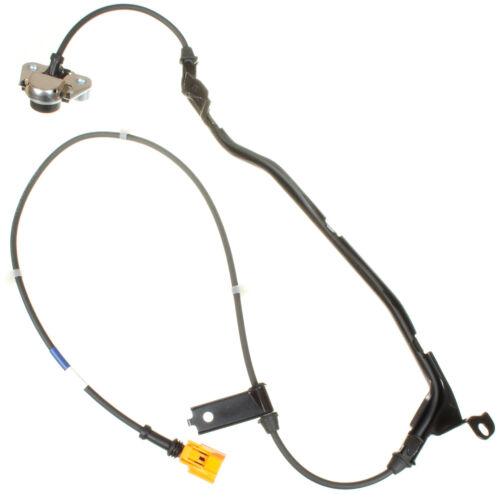 ABS Wheel Speed Sensor-Wagon Rear Left Holstein 2ABS0166