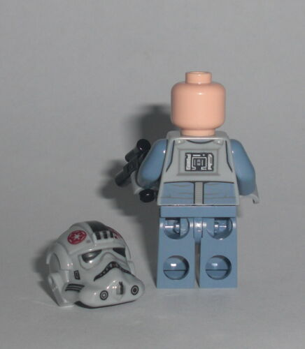 AT-AT Driver 2 Figur Minifig Walker ATAT Pilot Luke 75288 LEGO Star Wars