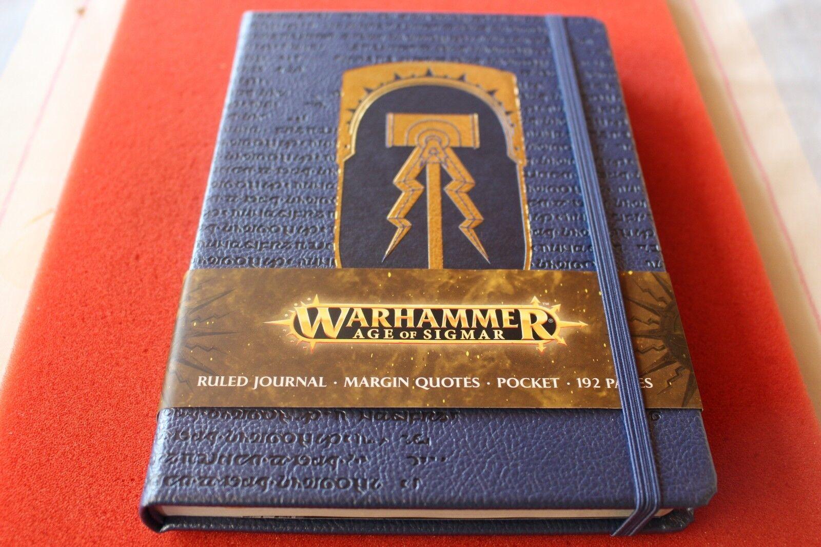 elige tu favorito Juegos taller Warhammer edad edad edad de Sigmar gobernado Diario Nuevo Y En Caja Nuevo margen comillas GW  ventas en linea