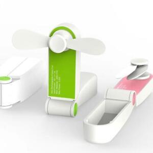 2-Speeds-Foldable-Hand-Pocket-USB-Fans-Rechargeable-Handheld-Portable-Fan-K9N2