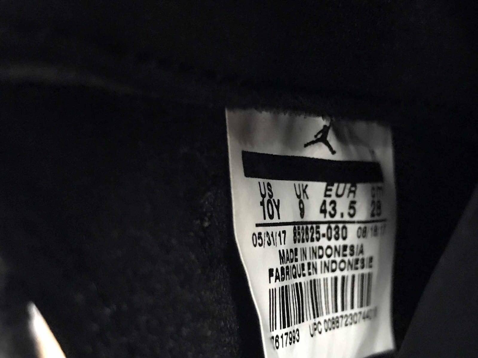 Air Jordan 11 11 11 Retro Premium Heiress nero Metallic oro 852625 030 New in Box 1a7f5d