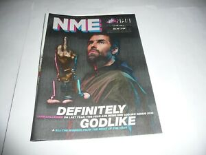 NME Magazine (16/2/18) - Liam Gallagher (of Oasis) cover