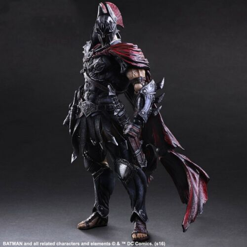 Play Arts Kai Batman Dark Knight Timeless Spartan Warrior Action Figure doll