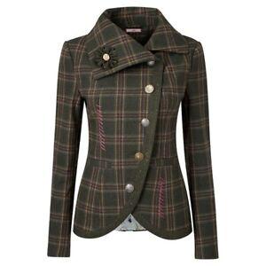 Joe 00 £ Ret 65 Womens Jacket Distinguished 18 Check Browns Jasmaat rHw8vr