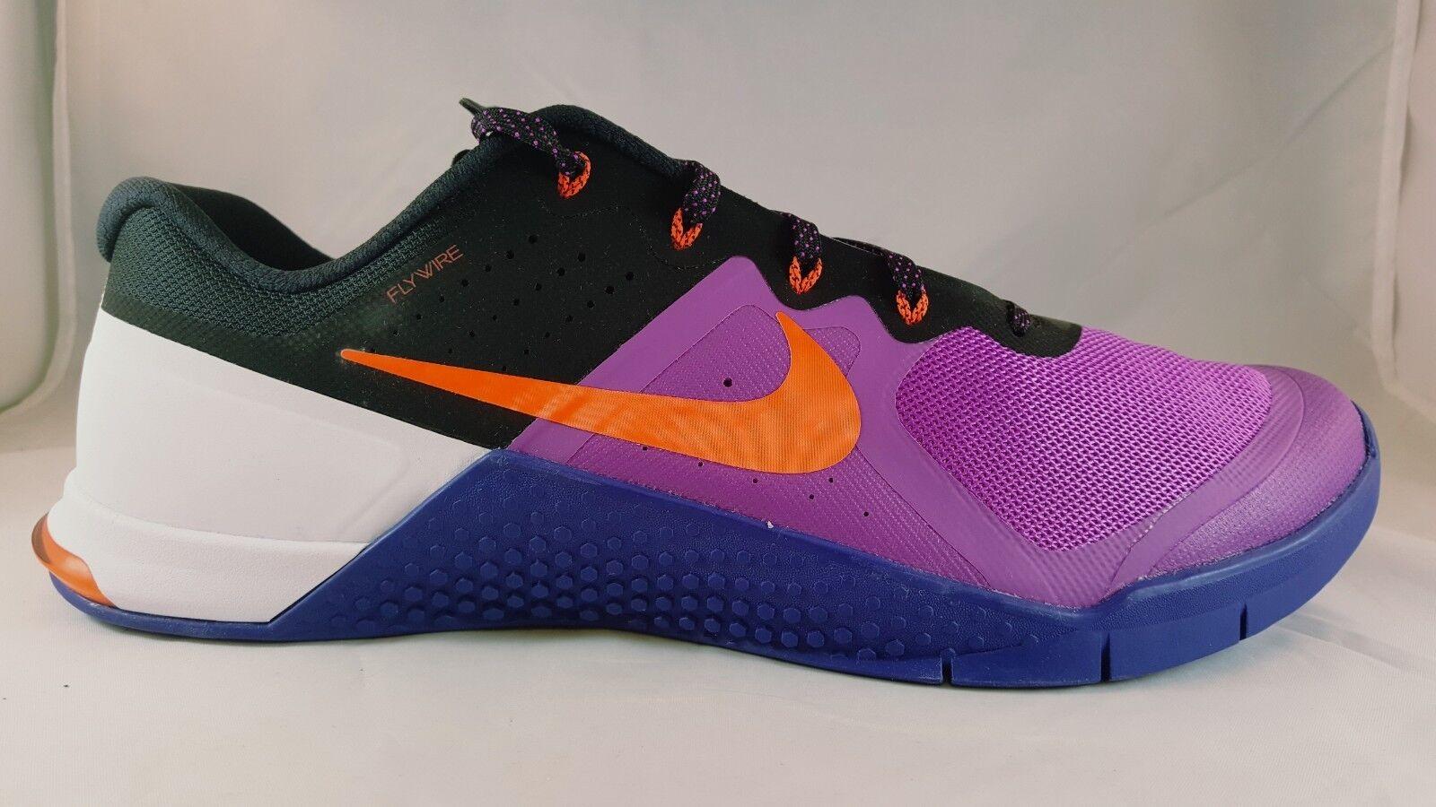 Nike Metcon 2 Men's Cross Training Shoe 819899 560 Comfortable Casual wild Casual wild