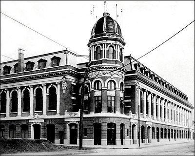 Shibe Park #1 Photo 8X10 - 1913 Philadelphia A's
