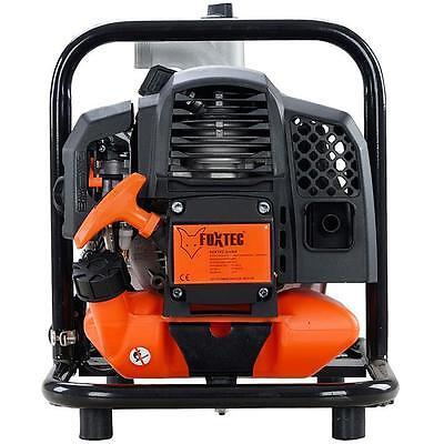 Benzin Wasserpumpe FUXTEC Motorpumpe Teich Gartenpumpe Pumpe FX-WP152 NEU