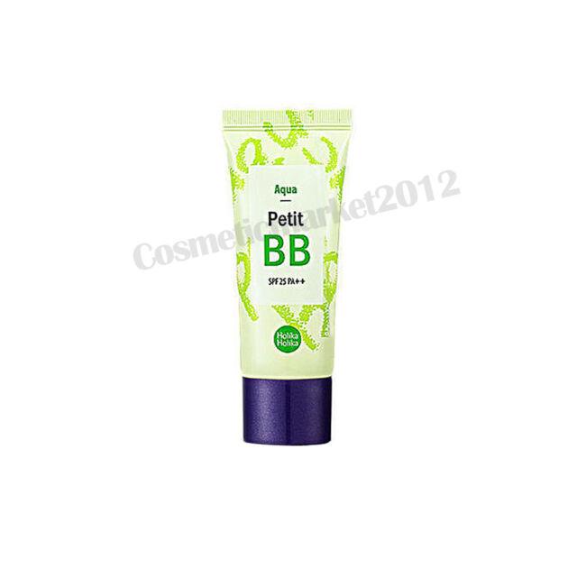 Holika Holika Petit BB Cream SPF25 PA++ 30ml #Aqua Free gifts