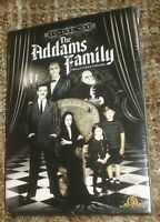 The Addams Family - Volume 1 (dvd, 2009, 3-disc Set, Dual Side), & Sealed