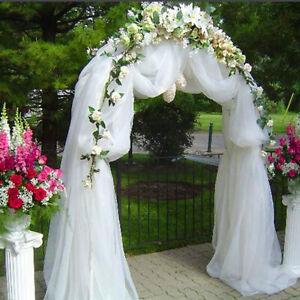 Wedding Decorations For Sale.Details About Decorative Metal Wedding Arch 1 Pc 90 X 55 Party Wedding Decorations Sale