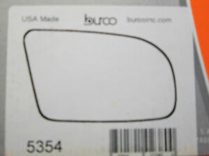 BURCO-MIRROR-GLASS-5354-FITS-2009-2011-NISSAN-MAXIMA-RIGHT-PASSENGER-SIDE