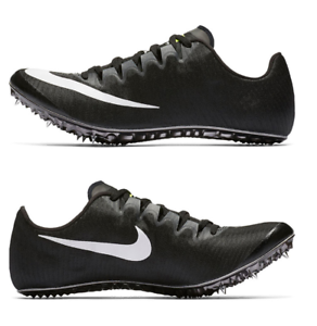 Nike-Zoom-Superfly-Elite-Track-Spikes-Racing-Running-Shoes-Black-Mens-Size-12-5