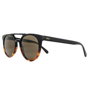 5d66afe40c5 Polo Ralph Lauren Sunglasses PH4134 558173 Black on Tortoise Brown ...