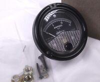 Phaostron 15a Dc Ammeter W/ Bright Lume, Jewel Mov't, Shielded. Mr26b015dcaar