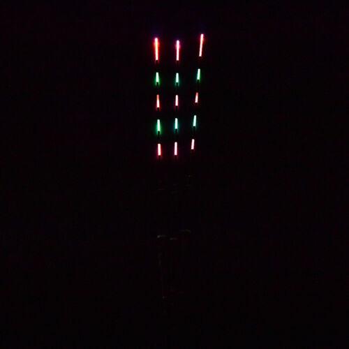 night fishing electronic floats glowing luminous float balsa length optional /_vi