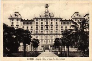 CPA-Stresa-Grand-Hotel-et-des-Iles-Borromees-ITALY-542126