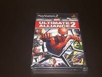 Marvel Ultimate Alliance 2 Playstation 2 Ps2 Brand Factory Sealed