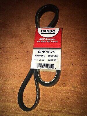 Gates K060660 Multi V-Groove Belt