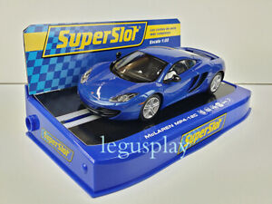 Slot-Car-Scalextric-Superslot-H3297-Mclaren-MP4-12C