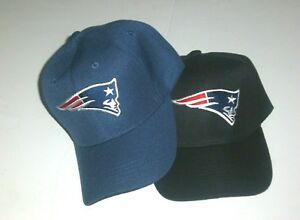 New-England-Patriots-Cap-Hat-Adjustable-NE-PATS-Curved-Pick-Your-Color-Style-New