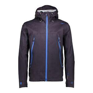 Cmp Fonction Veste Veste On Fix Hood Jacket Gris Imperméable Respirant-afficher Le Titre D'origine W4tgebb9-08012641-552767907