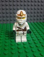 LEGO Ninjago minifigura-Zane ZX-njo053-SPEDIZIONE GRATUITA