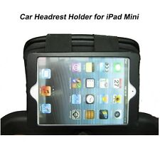 "Adjustable Car Seat Headrest Holder Mounting Strap Case for iPad Mini 1 2 3 7.9"""