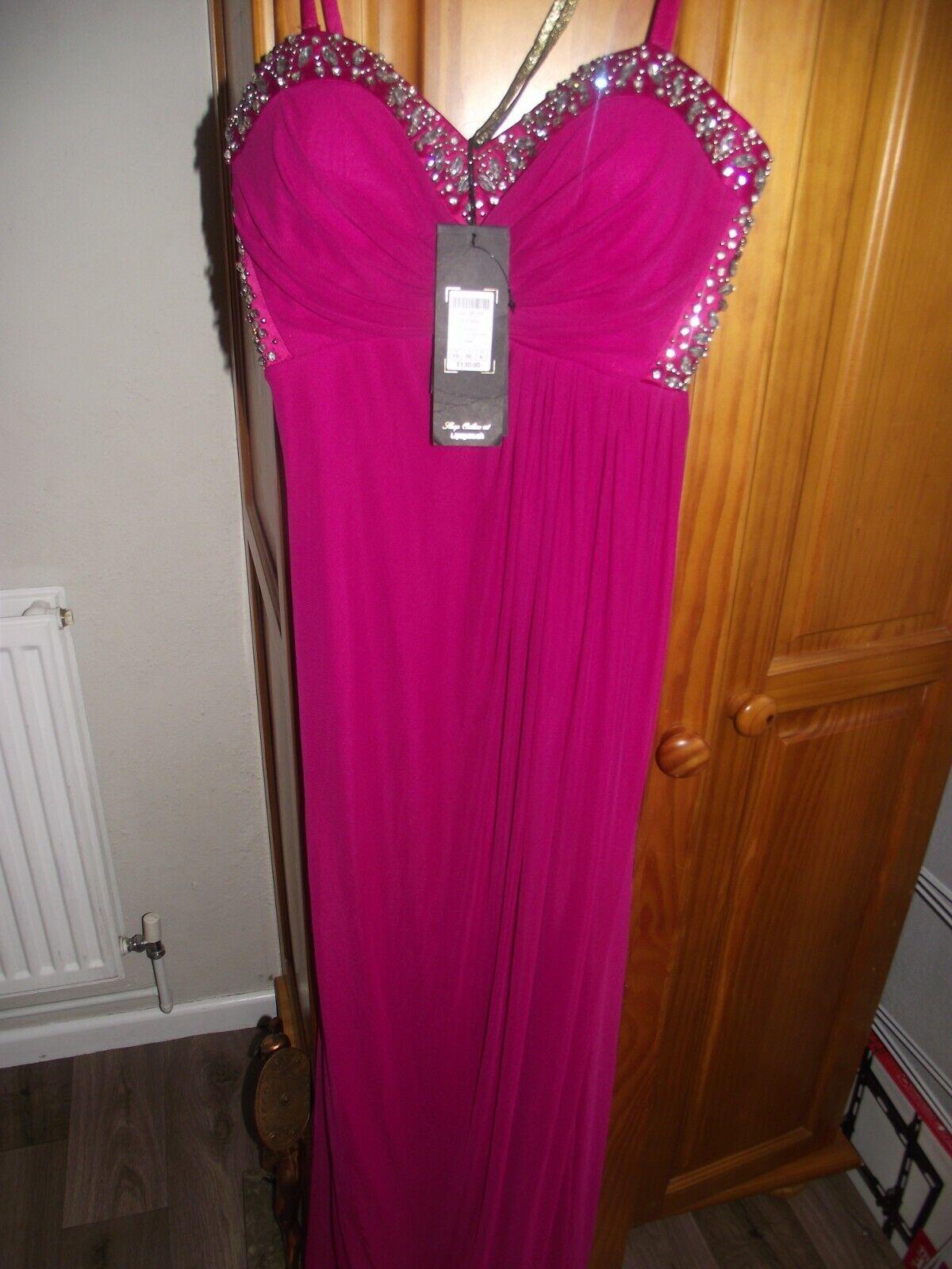 beautiful evening /prom dress/cruise size 10