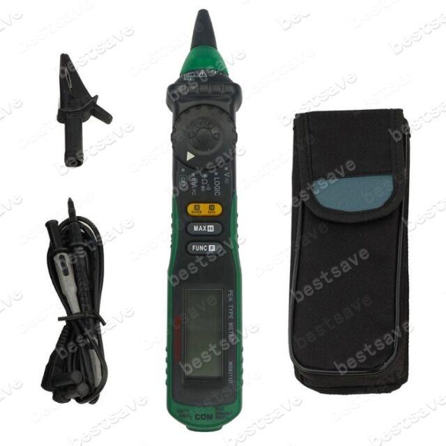 MASTECH MS8211D Pen-type Digital Multimeter Manual/Auto Range Logic Test U B0276
