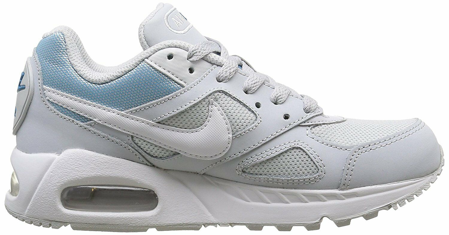 huge selection of 18fa9 bdae1 ... Women s Nike Air Max Max Max IVO Running Shoes, 580519 014 Mult Sizes  Pure Platinum
