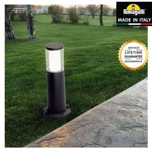 Coastal LED Fumagalli Carlo Garden Bollards 3 Sizes Lifetime Anti Rust IP55