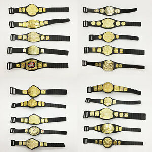 10pcs-WWE-Championship-Toy-Belt-for-wwe-7-inch-Action-Figure-Heavyweight-gold