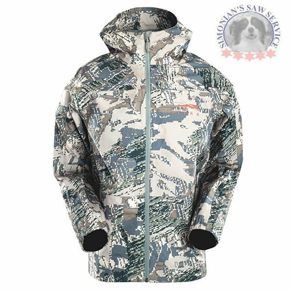 Sitka Sitka Sitka Gear Juventud Cyclone Chaqueta Optifade aves acuáticas Open Country 50116 1789a5