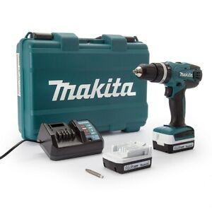 MAKITA-trapano-avvitatore-a-batteria-litio-con-percussione-14-4V-1-5AH-HP347DWE