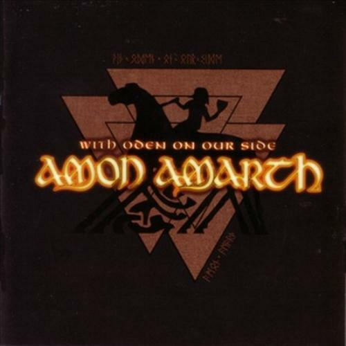 LP-AMON AMARTH-WITH ODIN ON OUR SIDE -LP- NEW VINYL