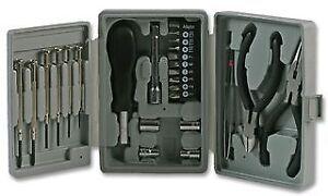 MINI-TOOLKIT-SET-CARAVAN-VW-CAMPER-MOTORHOME-pliers-wire-cutters-screwdrivers