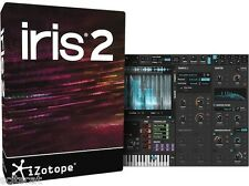 New iZotope Iris 2 EDU Sample Re-Synthesizer Synth Software Mac/PC