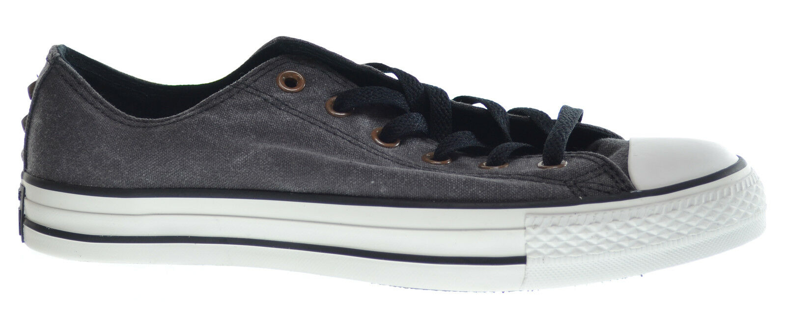 Converse CT Heel Stud OX Men's Sneakers Black 139763f