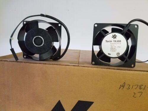 TORIN TA300 FANS Model A 3178154 115 V ~ .120//.104 AMP 50//60 Hz
