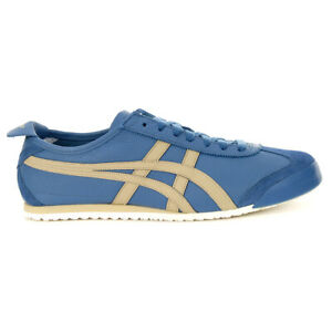 ASICS Onitsuka Tiger Mexico 66 Winter Sea/Wood Crepe Unisex Sneakers 1183A201...