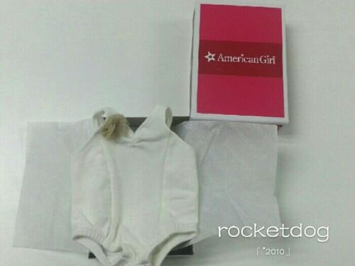 New American Girl NEW IN BOX 2014 Isabelle's Rosette Leotard for Doll's Size