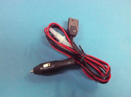 ERR CB3PC RADIO POWER CORD W// CIG LIGHTER PLUG COBRA 29,25,148,LTD,NW,ST,LX