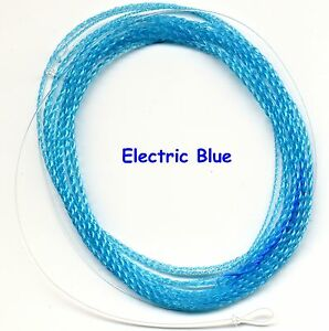 NEW-Wonderfurl-Electric-Blue-Furled-Cold-Water-Fly-Fishing-Leader