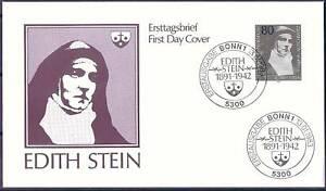 BRD-1983-Edith-Stein-FDC-der-Nr-1162-mit-Bonner-Ersttags-Sonderstempeln-156