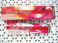 Wella Color Touch Multidimensional Demi Permanent Color Series 4
