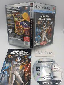 Star Wars : Battlefront II Jeu PS2 avec Notice