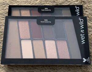 Amazon: Wet n Wild 10 Pan Nude Awakening Eyeshadow Palette